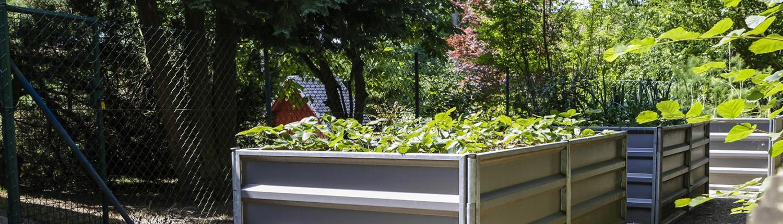 smartbeet® - Das Hochbeet aus Metall - Gartengestaltung